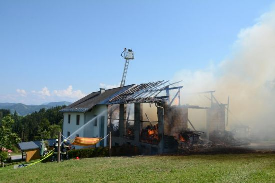 Weiterlesen: Scheunenbrand in Ybbsitz
